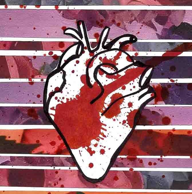 Filofobia: miedo al amor…colaboración para Proyecto Kahlo