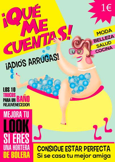 Las revistas que no amaban a las mujeres. TEDx LaLaguna