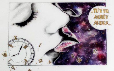 Tú y yo. Aquí y ahora.